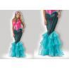 China Mermaid 1033 Pink Halloween Adult Costumes , Greek Goddess Dressadult Halloween Costumes wholesale