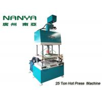 China Hot - Pressing Shaping Paper Pulp Molding Machine For Industrial Packing Trays wholesale