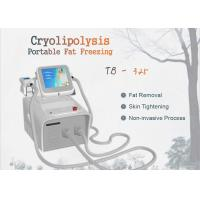 China Home Use Beauty 2M RF Cryolipolysis Slimming Machine for Lose Weight / Fat Dissolving wholesale
