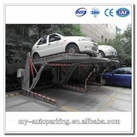 China Smart Parking System Car Lifter Smart Parking Underground Garage Lift on sale