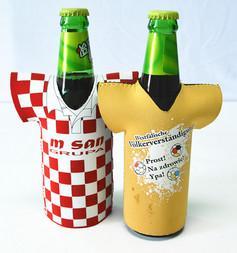 Buy cheap Revestimentos à prova de choque do refrigerador da garrafa de cerveja do neopreno de 2.5Mm personalizados from wholesalers