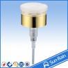 China shiny gold nail pump 33/410 plastic nail pump Nail Liquid Pump sprayer wholesale