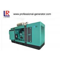 China Three Phase Open Type Generator 440/500kVA  with Air-cooled 448kw Diesel Engine on sale