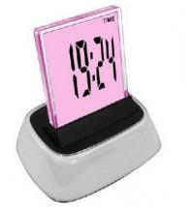 China newest Three Setting LED Alarm Clock wholesale