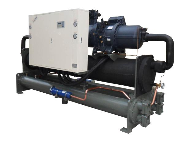 Hanbell/Bitzer Compressor Industrial Water Cooled Screw Water Chiller #364566