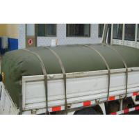 China 10000L Diesel Bladder Fuel Tank Flexible Military Crude Oil Storage Tank wholesale