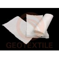 China PP / PET Geotextile Filter Fabric For Filtration / Drainage 3.85m Roll Width on sale
