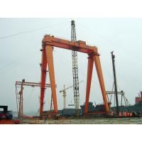 China OEM Remote Controlling Gantry Shipyard Cranes For Granite Industry wholesale