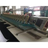China Narrow Cylinder Digital SWF Embroidery Machine 12 Needle With USB Connection on sale