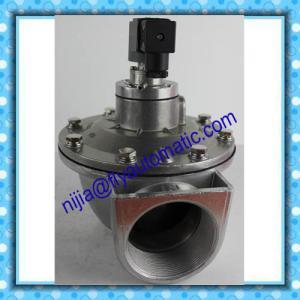 China Cast Aluminum Goyen Pulse Jet Valve Diaphragm Dust Collector Valves wholesale