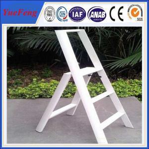 China Aluminium extrusion profiles for Household Ladder, china aluminum extrusion factory wholesale