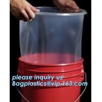 China Bucket Liner Disposable Pail Liner, Drum Inserts & Liners, Plastic Protective Liner for Drums, Rigid Drum Liners | Rigid wholesale