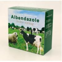 Buy cheap Albendazole 250mg Veterinary Tablets For Antibacterial Function from wholesalers