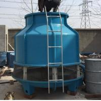 China Large Capacity Counterflow Cooling Tower , Pvc Cooling Tower Low Noise wholesale