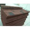 China Stone Coated Metal Roof Tile / Aluminium Zinc Roofing Shingle / Colorful Sand Coated Steel Roof wholesale