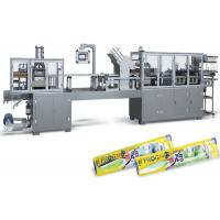 China Multi Functional Blister Card Packing Machine Toothbrush Form Fill Seal Machine wholesale