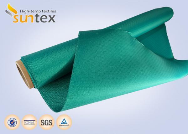 Quality Good Corrosive fireproof Fiberglass Fabric Acid And Alkali Resistant Glass Fiber Cloth for sale