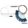 China Divisor de pequenas perdas do cabo de fibra ótica, divisor do PLC 1x16 para a rede de distribuição ótica wholesale