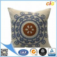 China Multicolor Contemporary Pillow Home Textile Products for Car Upholstery Decor on sale