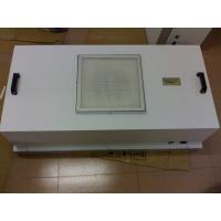 China FFU Clean Room Air Cleaning Equipment Fan Powered Hepa Filter Unit on sale