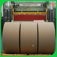 China BMPAPER Cheap Price Kraft Liner for cement bags wholesale