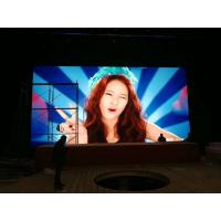 China HD P3 Indoor LED Video Wall Advertising Screen High Brightness 3-15m Viewing Distance wholesale