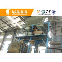Buy cheap Heat Insulation Wall Panel Machine Sound Insulation Panel Production Line from wholesalers