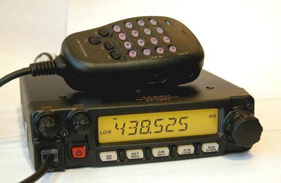 Uhf Vehicel Radio/car