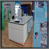 China Durable Chemistry Lab Furniture FRP Lab Cabinets And Countertops 5 Years Warranty on sale