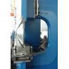 China Making conical and octagonal light pole  Cnc Hydraulic Press Brake Machine wholesale