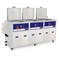 Skymen 3 Tanks Ultrasonic Cleaning Unit Automatic Industrial And Medical Application Use