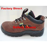 Suede Safety Shoes with high quality