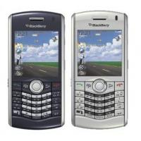 China Sliver Original unlocked blackberry Pearl 8130 mobile phone with 900 mAh Li-Ion battery  wholesale