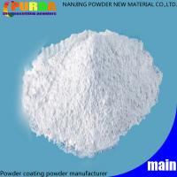 China Eco - Friendly RAL Powder Coat Epoxy Polyester Material For Panel Radiators wholesale