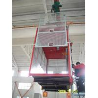 China Sliding Door Construction Hoist Elevator Easy To Move CE ISO GOST wholesale