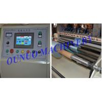 China auto High Precision Slitting and rewinding Machine for Plastic / paper roll wholesale