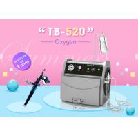China Water Oxygen Jet Peel SPA Machine For Face Cleaning Skin Rejunvation Wrinkle Reduction wholesale