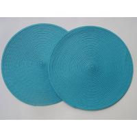 38cm Woven placemat, round placemat, dinning table mat