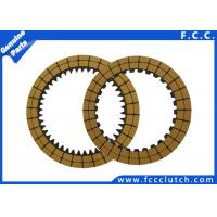 China Automatic Transmission Friction Plates For Motorcycle Scooter ATV 3 Wheeler wholesale