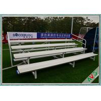Fire - Resistant Automatic Retractable Bleacher Seating For Multi - Purpose