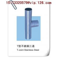 China Stainless Steel T-Joint Manufacturer
