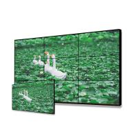 China Large Size DID Seamless LCD Display , 1.8mm Bezel Video Wall 3x3 wholesale