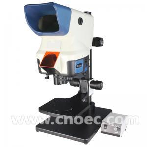 Buy cheap Microscope optique stéréo de champ large supplémentaire avec du grand ce de la from wholesalers