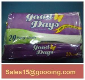 China female sanitary napkin wholesale