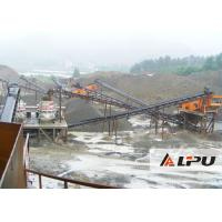 China High Efficiency Stone Crushing Line , Jaw Crusher Plant for Limestone Granite wholesale