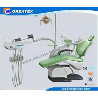 China Multifunction Top Hanging Type Intergral Dental Chair Unit with Automatic Pure Water System wholesale