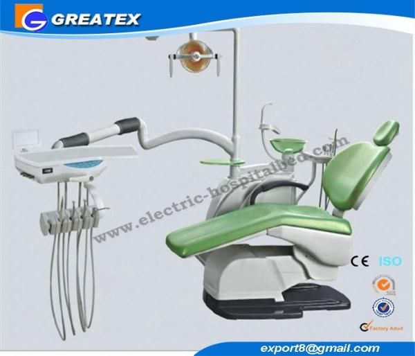Quality Multifunction Top Hanging Type Intergral Dental Chair Unit with Automatic Pure Water System for sale