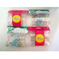 China Good quality clear box  new Printed Plastic Pillow Box with Hanger manufacture in China on sale