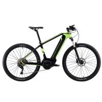 China LCD Display Carbon Fiber Mountain Bike , Electric Off Road Bike Shifter Levers 10 Speed wholesale