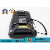China Numeric Keyboard UV Light Checker , Portable RFID 13.56Mhz Casino Poker Chip Acquisition And Detection Scanner wholesale